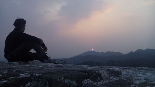 Sunset And Sunrise Tour To Great Wall Overnight Great