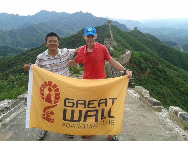 English-speaking tour guide for Great Wall hiking