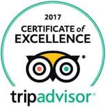 TripAdvisor Great Wall hiking reviews 2017