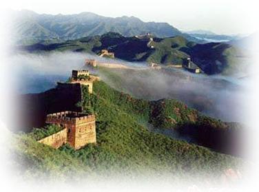 Huangyaguan Great Wall Cliff: Great Wall near Tianjin at ...
